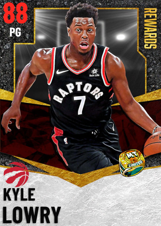 88 Kyle Lowry | undefined