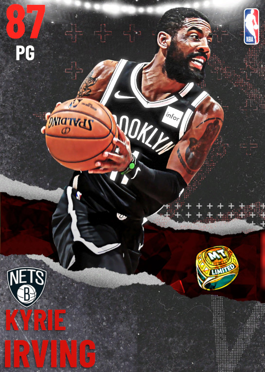 87 Kyrie Irving   undefined