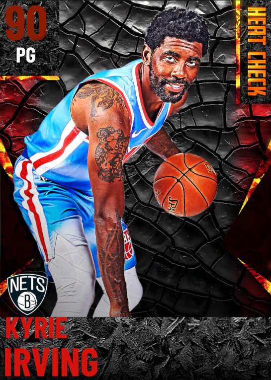 90 Kyrie Irving | Brooklyn Nets