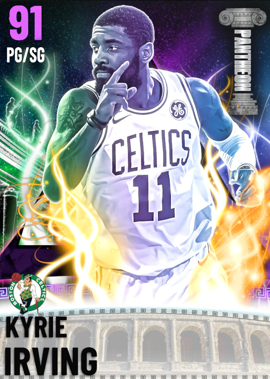 91 Kyrie Irving | undefined
