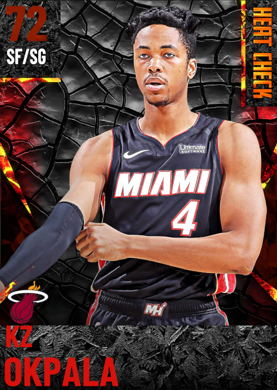 72 KZ Okpala | Miami Heat