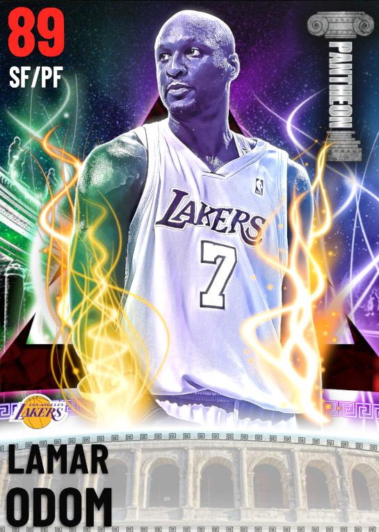 89 Lamar Odom | undefined