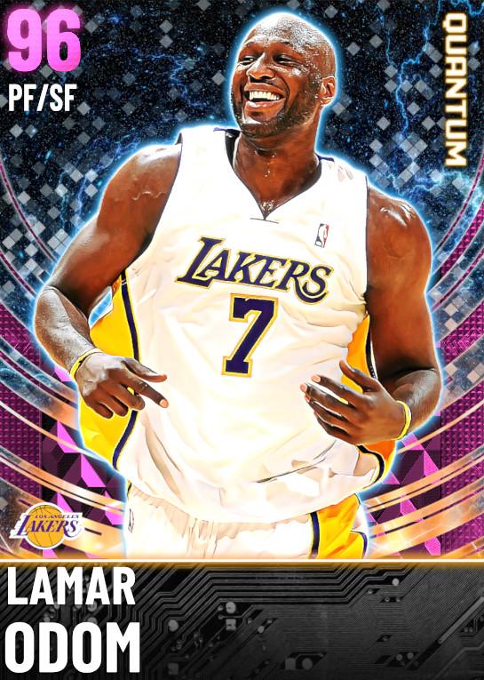 96 Lamar Odom | undefined