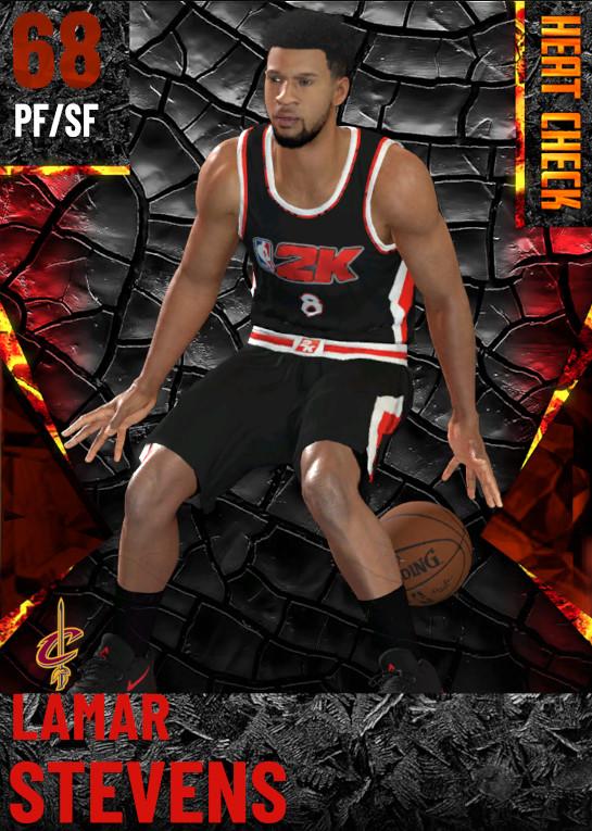 68 Lamar Stevens | Cleveland Cavaliers