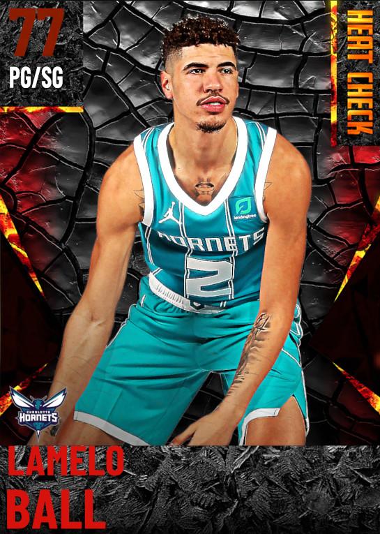 77 LaMelo Ball | Charlotte Hornets