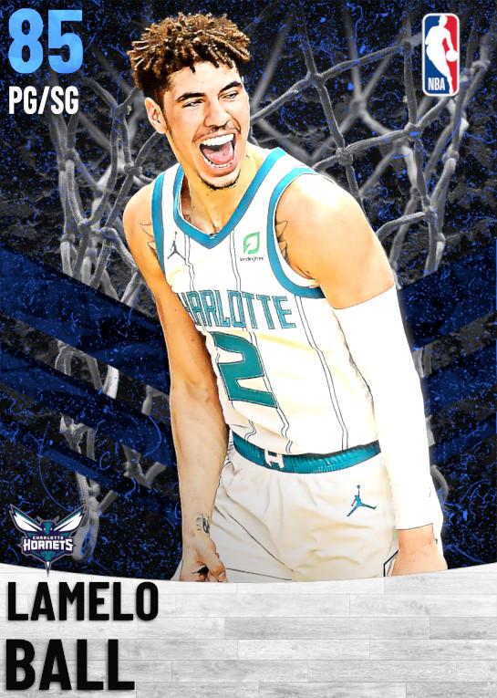 85 LaMelo Ball   Charlotte Hornets