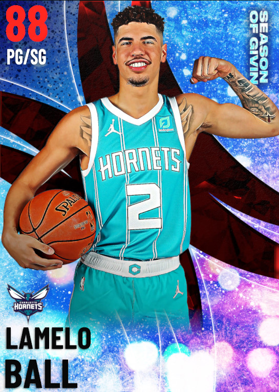 88 LaMelo Ball | undefined
