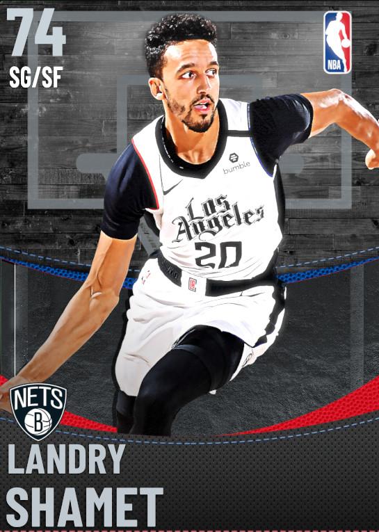 74 Landry Shamet | Brooklyn Nets