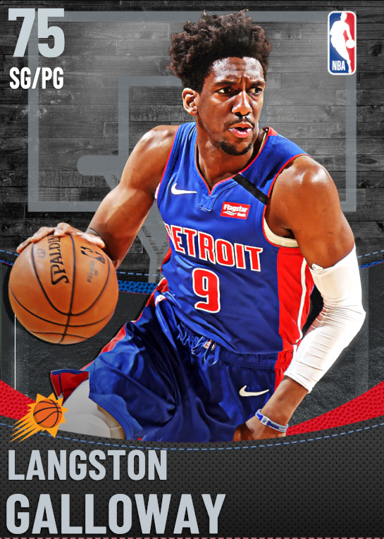 75 Langston Galloway | undefined