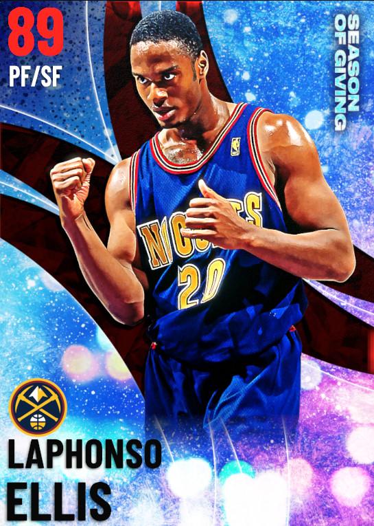 89 Laphonso Ellis | undefined