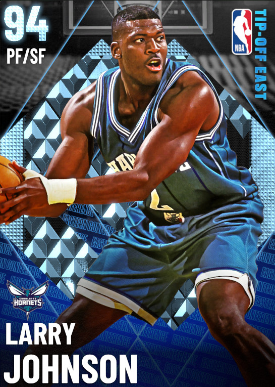 94 Larry Johnson   Season 2 Tip Off  East