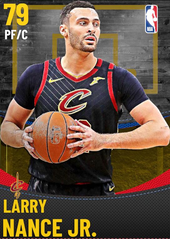 79 Larry Nance Jr. | Cleveland Cavaliers