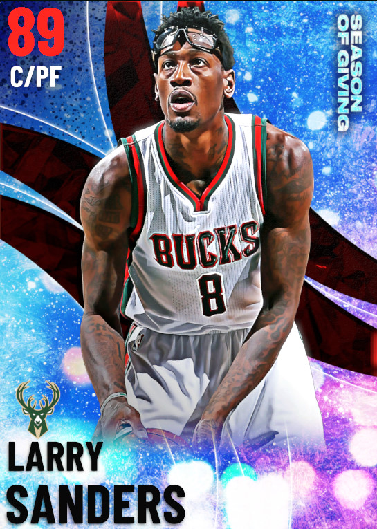 89 Larry Sanders | undefined