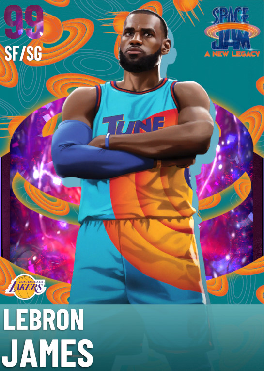 99_LeBron James_Space Jam A New Legacy