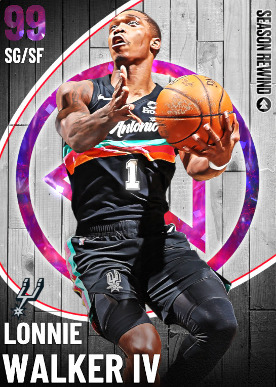 99 Lonnie Walker IV   undefined