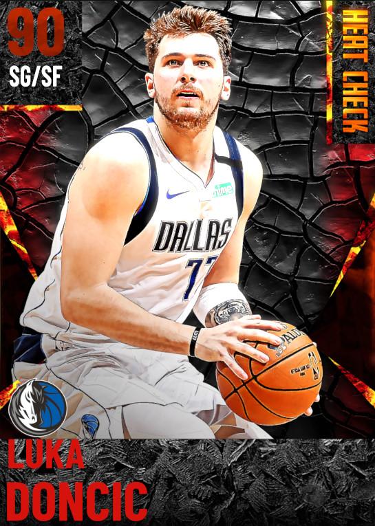 90 Luka Doncic | Dallas Mavericks