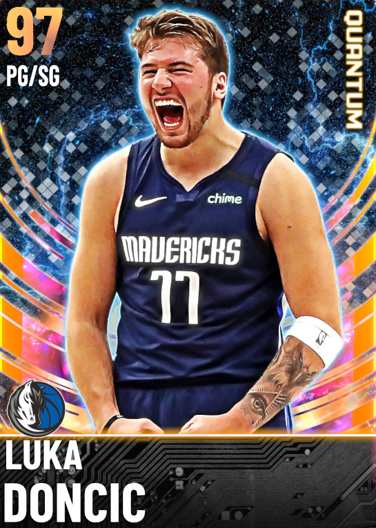 97 Luka Doncic | undefined