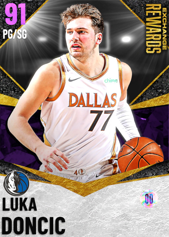 91 Luka Doncic | undefined