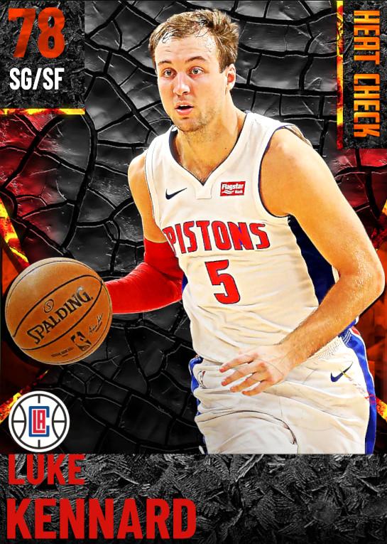 78 Luke Kennard | Los Angeles Clippers