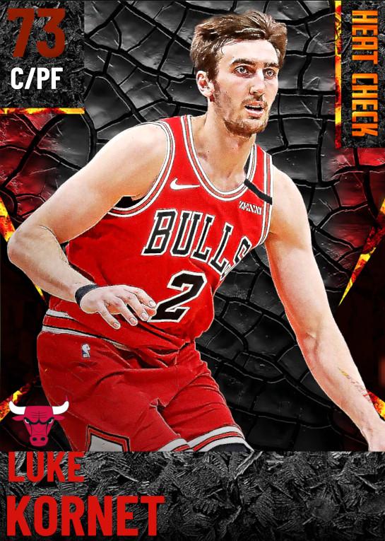 73 Luke Kornet | Chicago Bulls