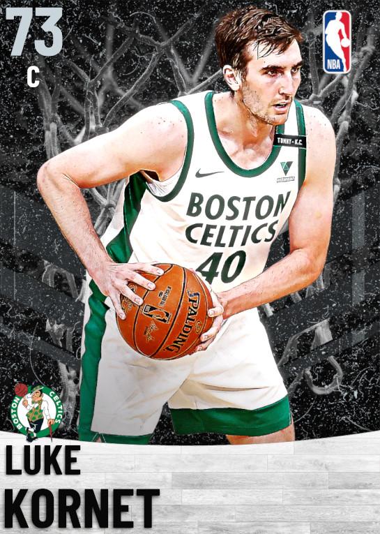 73 Luke Kornet   Boston Celtics