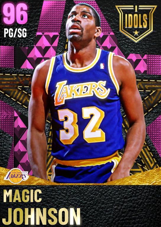 96 Magic Johnson | IDOLS Series I