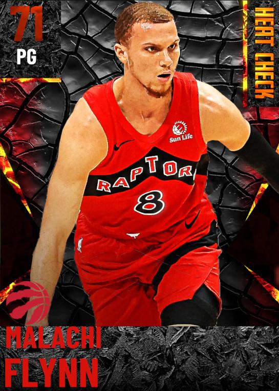 71 Malachi Flynn | Toronto Raptors