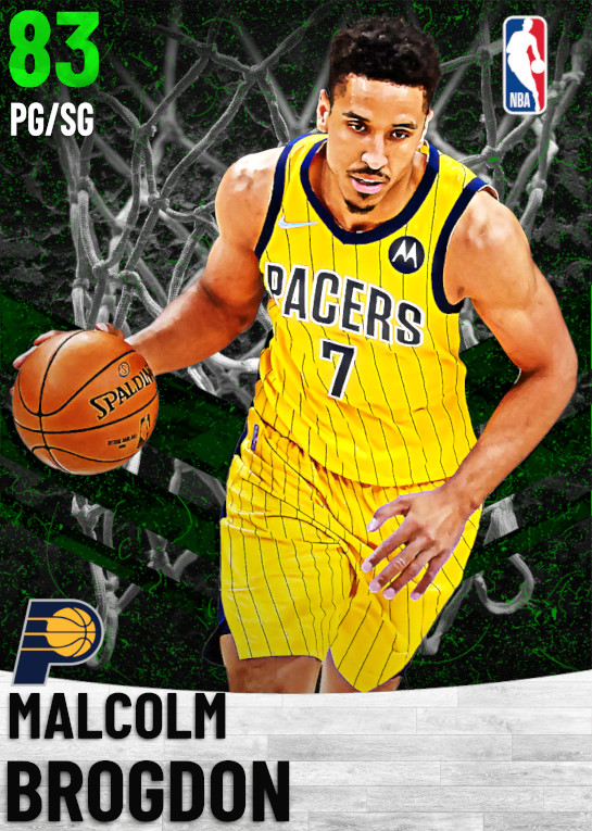 83 Malcolm Brogdon   Indiana Pacers
