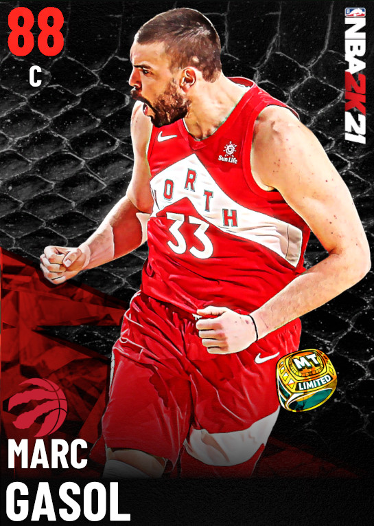 88 Marc Gasol   Promo