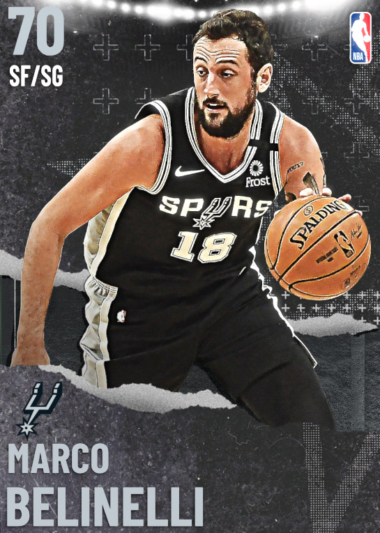 70 Marco Belinelli | undefined