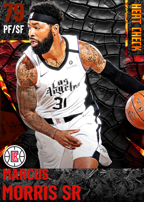 79 Marcus Morris Sr | Los Angeles Clippers