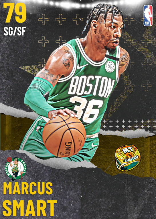 79 Marcus Smart   undefined