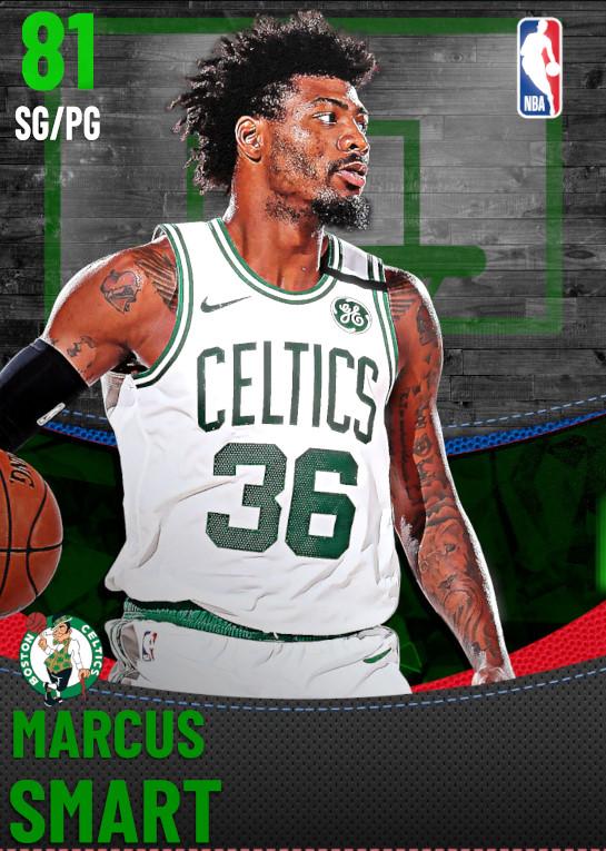 81 Marcus Smart | Boston Celtics