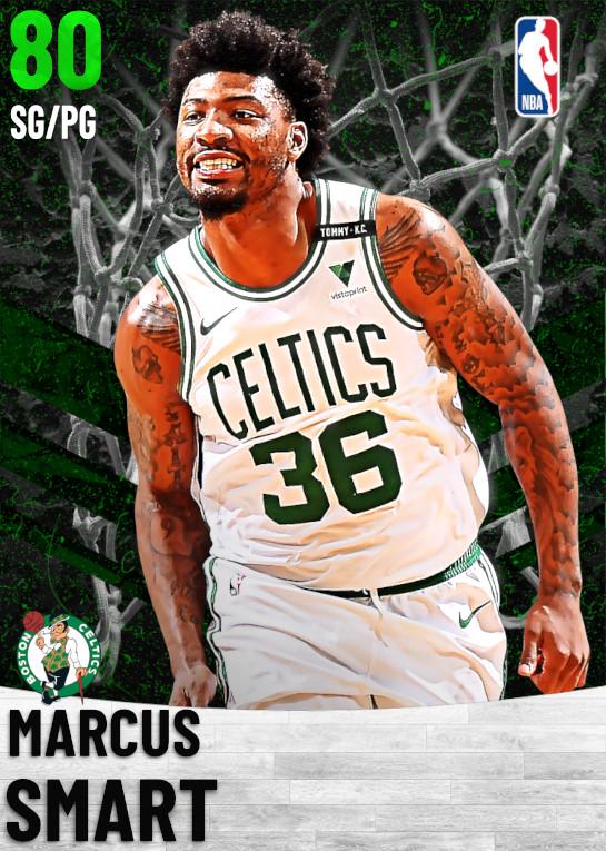 80 Marcus Smart   Boston Celtics