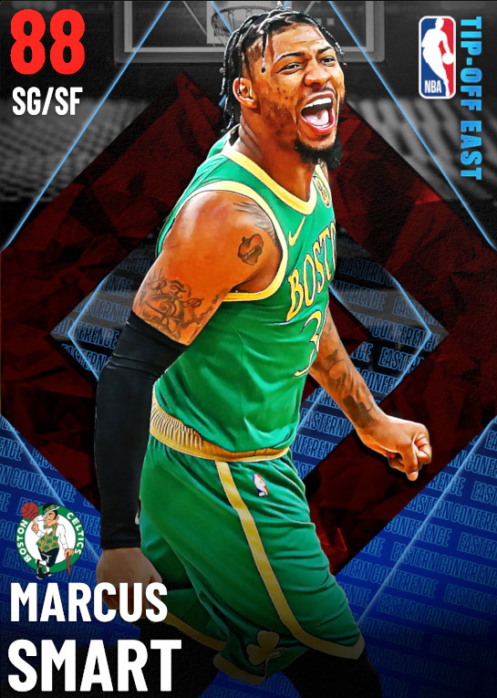 88 Marcus Smart | undefined