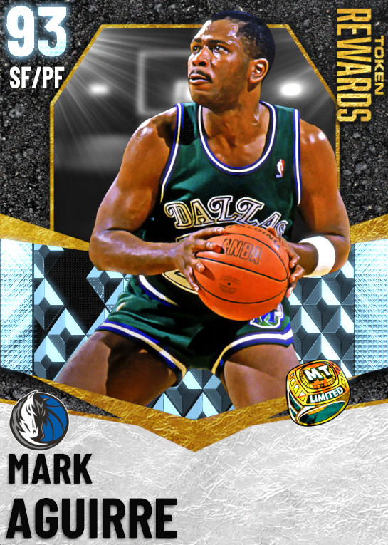 93 Mark Aguirre | undefined