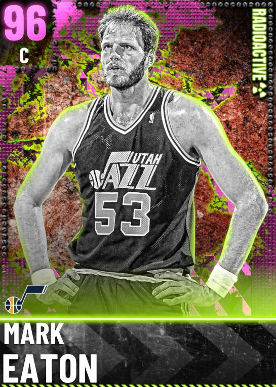 96 Mark Eaton | Radioactive