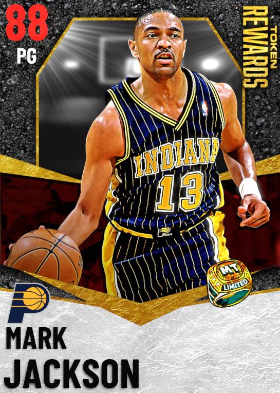 88 Mark Jackson | undefined