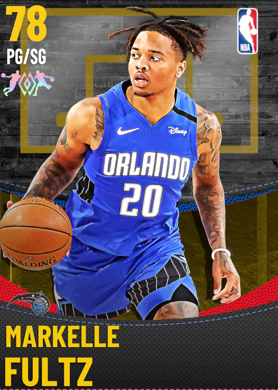 78 Markelle Fultz | Orlando Magic