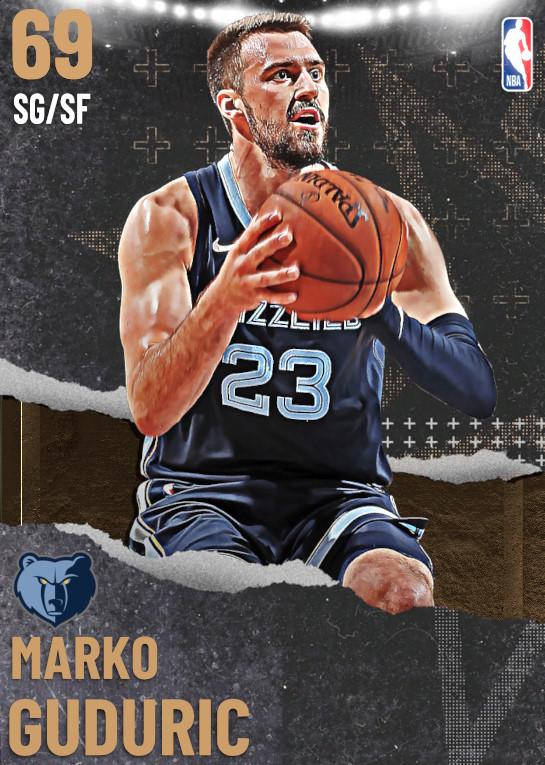 69 Marko Guduric   undefined