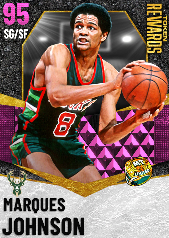 95 Marques Johnson | undefined