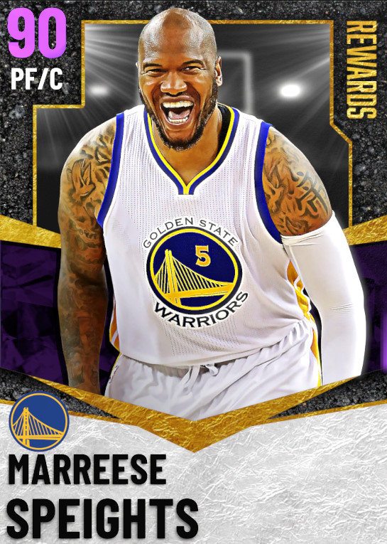 90 Marreese Speights | undefined