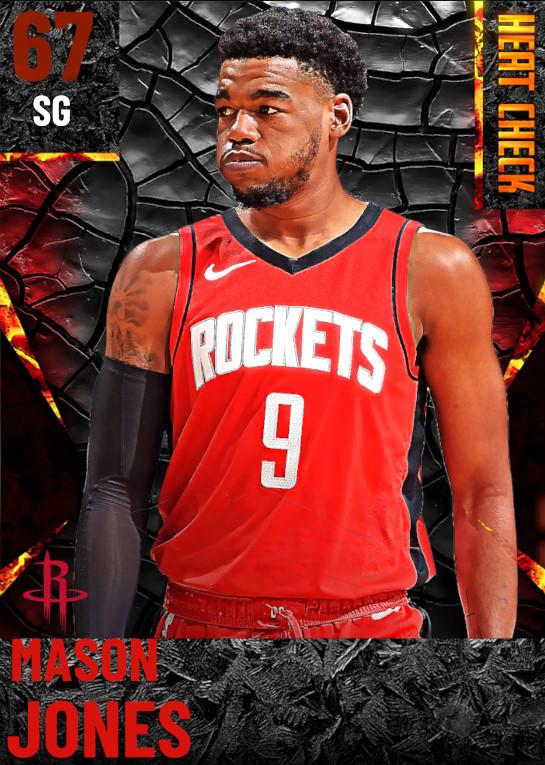 67 Mason Jones | Houston Rockets