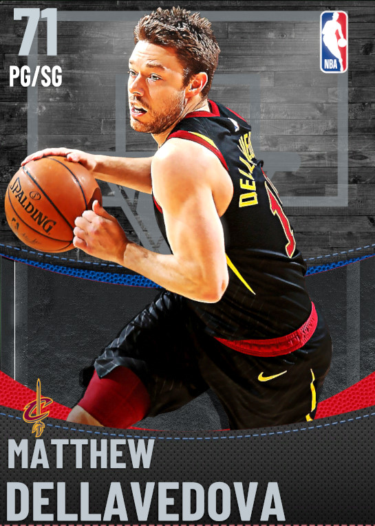71 Matthew Dellavedova | Cleveland Cavaliers