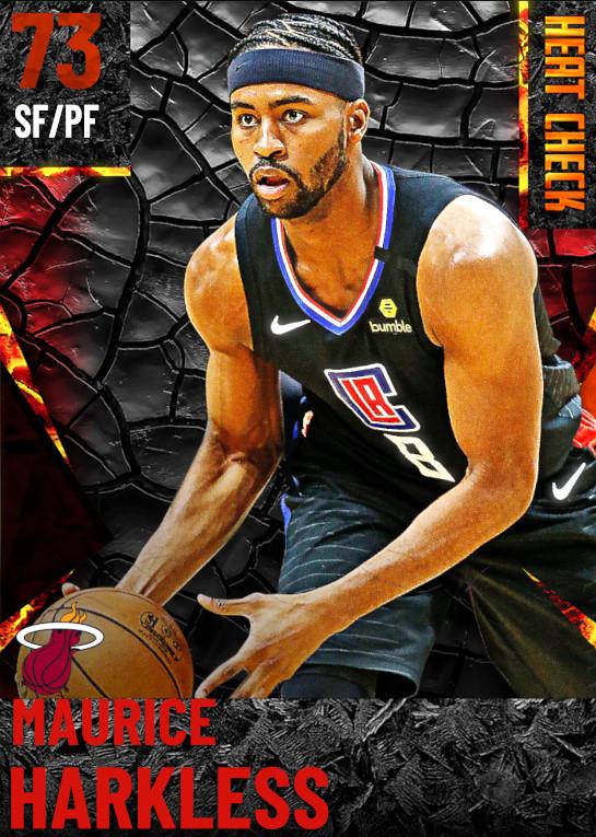 73 Maurice Harkless | Miami Heat