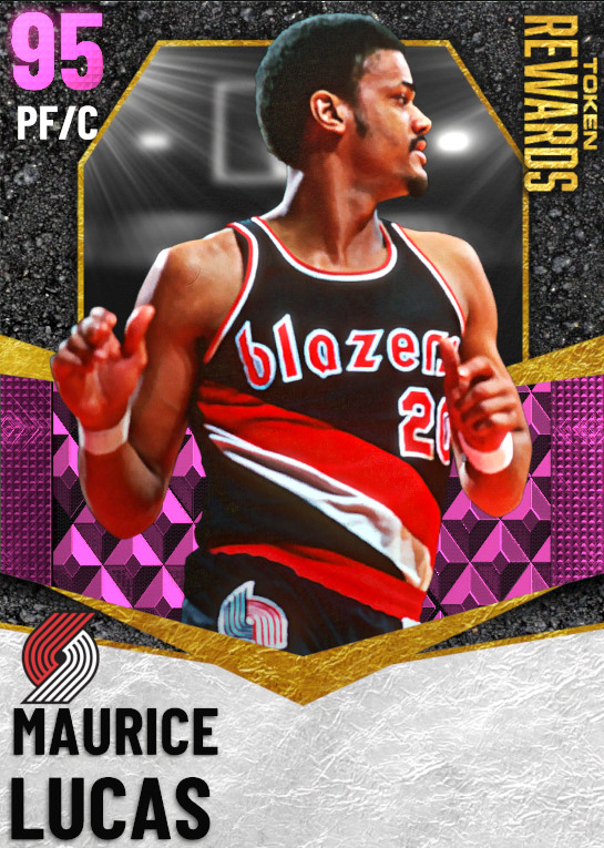 95 Maurice Lucas | undefined