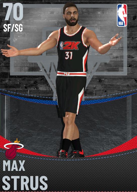 70 Max Strus | Miami Heat