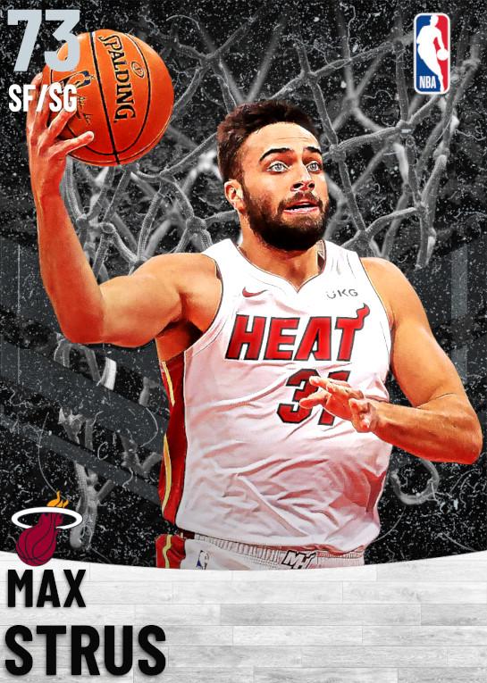73 Max Strus   Miami Heat