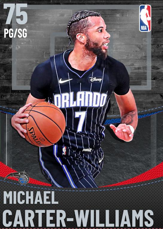 75 Michael Carter-Williams | Orlando Magic