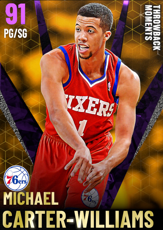 91 Michael Carter-Williams | undefined